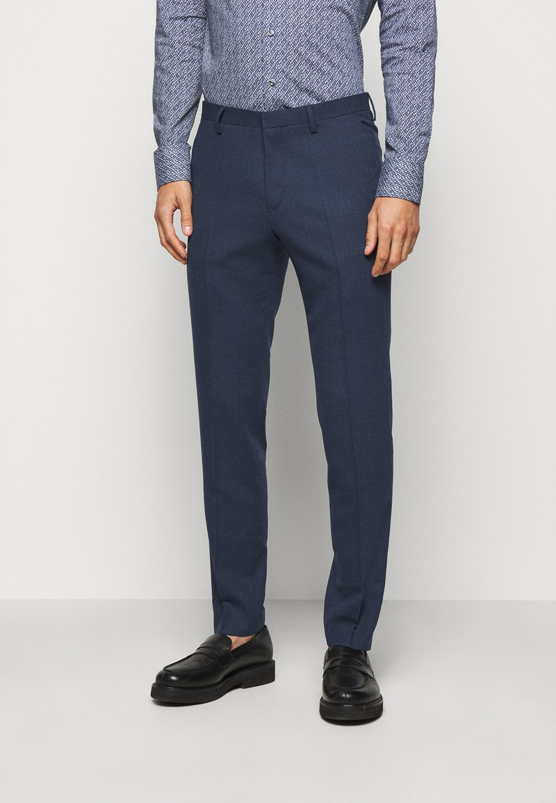 Tiger of Sweden - THODD - Suit trousers - misty blue