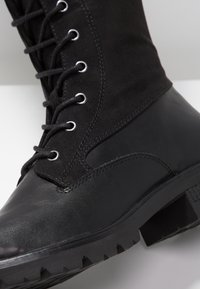 Tamaris - Lace-up boots - black - 2