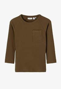Name it - Long sleeved top - desert palm - 0