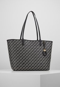 Lauren Ralph Lauren - COATED COLLINS - Tote bag - black heritage - 0
