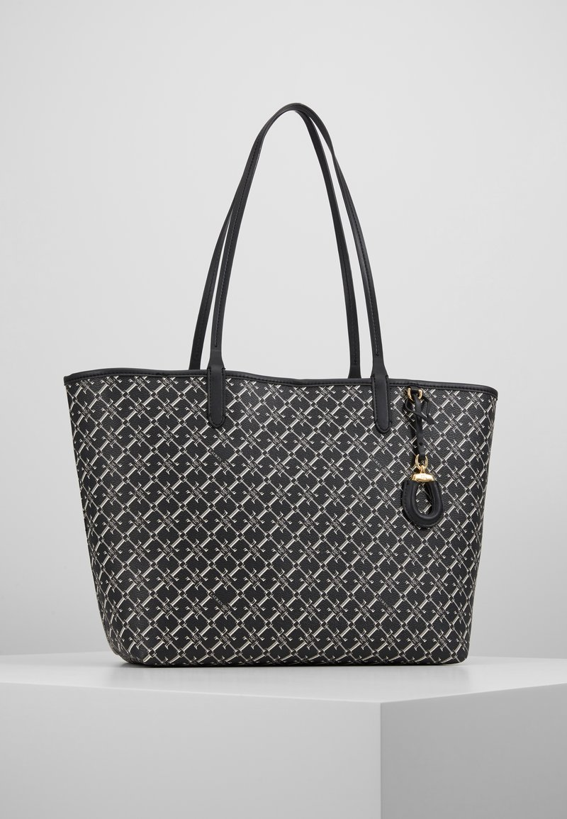 Lauren Ralph Lauren - COATED COLLINS - Tote bag - black heritage