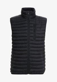 Esprit - Waistcoat - black - 4
