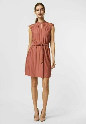 VMMILLA SHORT DRESS - Cocktail dress / Party dress - old rose