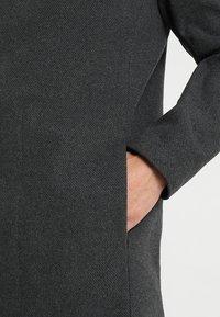 Zalando Essentials - Kåpe / frakk - mottled grey - 3