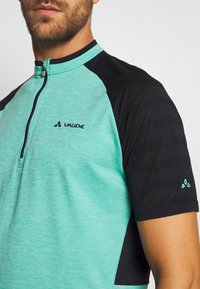 Vaude - TAMARO - T-shirt z nadrukiem - lake - 4