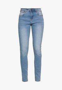 Noisy May - NMJEN  SHAPER - Jeans Skinny Fit - light blue denim - 3