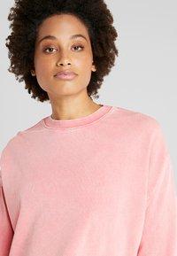 Cotton On Body - TIE HEM CREW  - Sweatshirt - cameo pink wash - 4