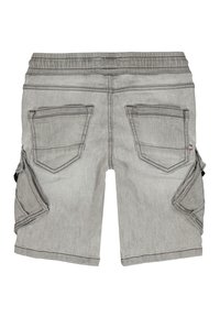 Vingino - Denim shorts - light grey - 3