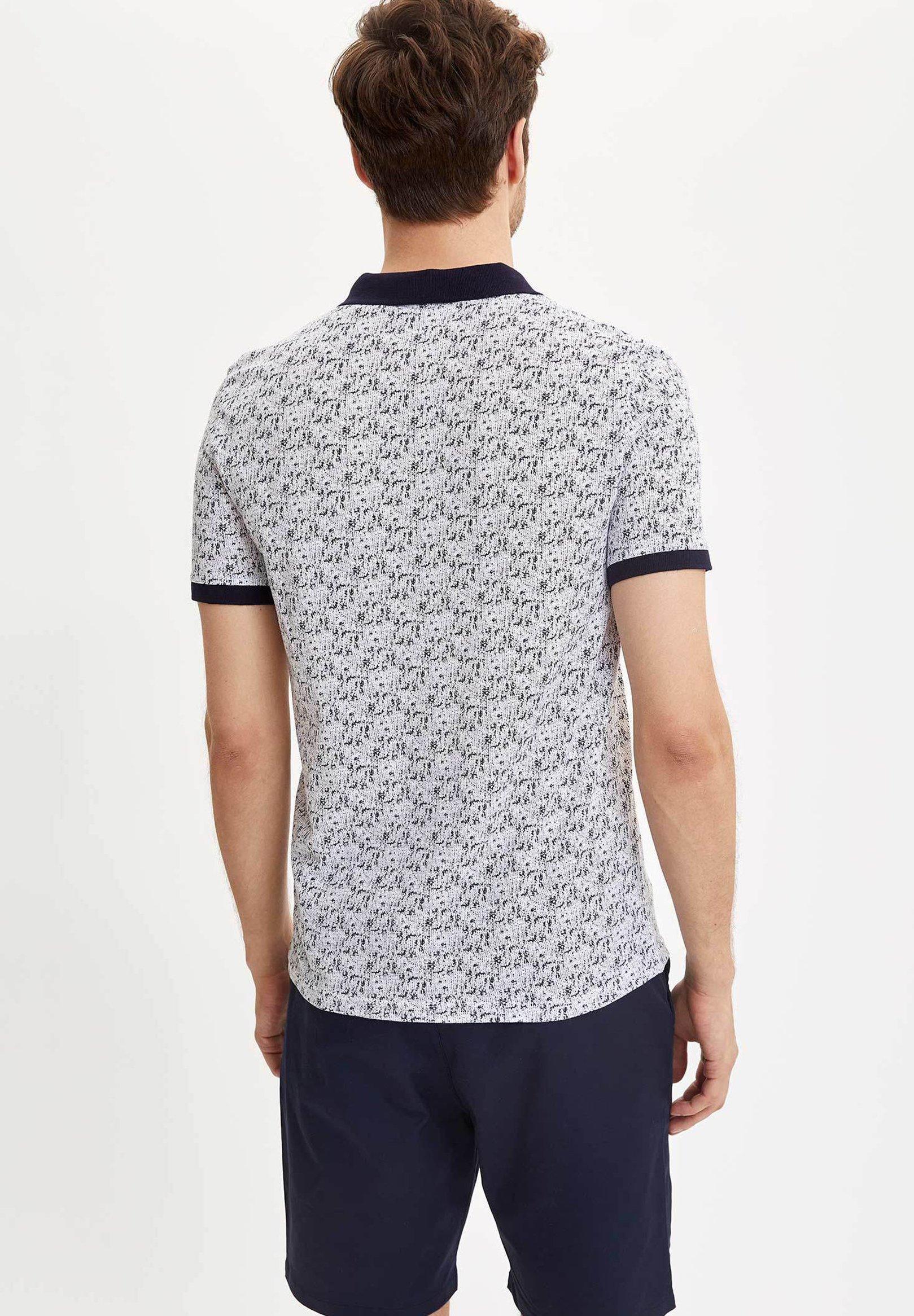 DeFacto Polo shirt - white IRmvQ