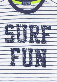 Claesen's - BOYS  - Print T-shirt - cobalt - 3