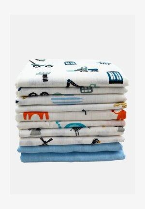 10 PACK  - Baby blanket - jungs set