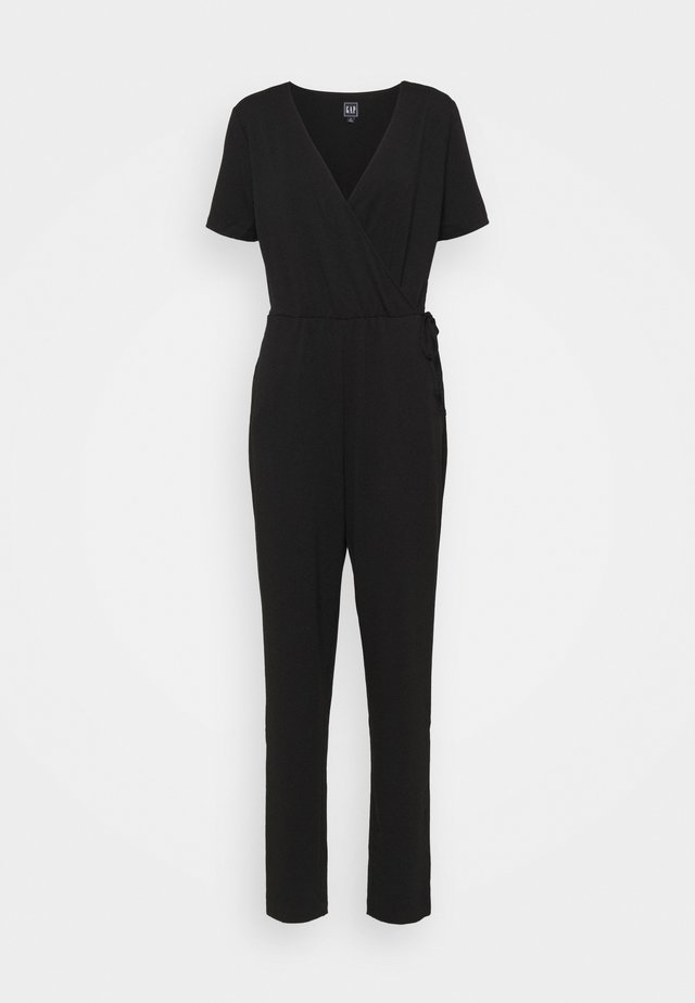 Tuta jumpsuit - true black