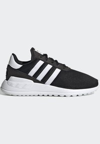 adidas Originals - LA TRAINER LITE SHOES - Trainers - core black/ftwr white/core black - 6