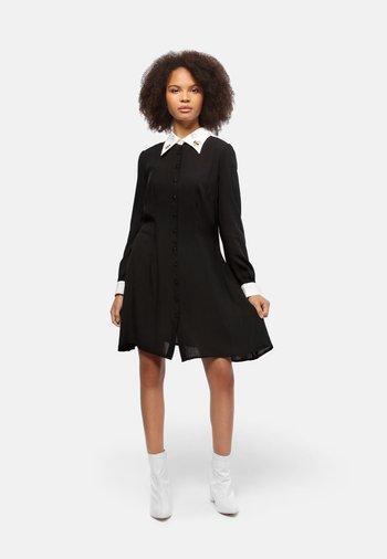 ANNABELLE BUZZY BEE - Shirt dress - black