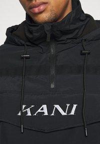 Karl Kani - RETRO  - Windbreaker - black - 5