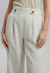 Esprit - Trousers - off white - 3