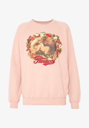 SLEEPY CHERUB - Sweatshirt - pink