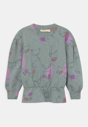 SGIZLA TEE - Sweatshirt - abyss