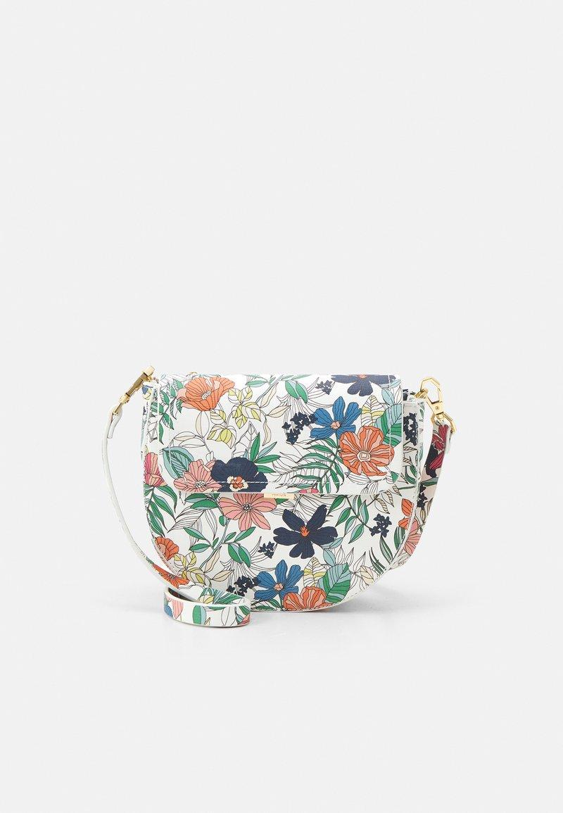 PARFOIS - CROSSBODY BAG IGGY - Across body bag - navy