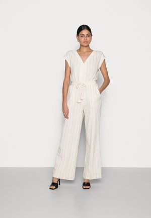 OVERALL KAFTA - Jumpsuit - off white
