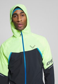 Dynafit - ALPINE - Hardshell jacket - fluo yellow - 3