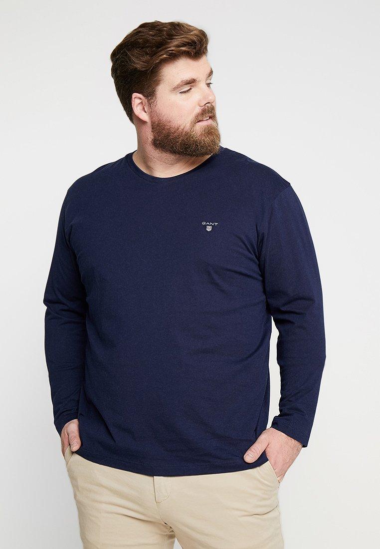 GANT - THE ORIGINAL - Långärmad tröja - evening blue
