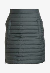 Jack Wolfskin - ICEGUARD SKIRT - Sports skirt - greenish grey - 5