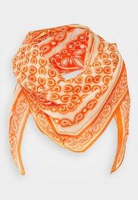 Codello - PAISLEY EDGED SHAPE - Foulard - orange - 0