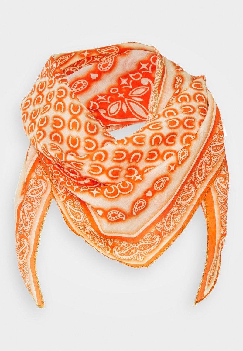 Codello - PAISLEY EDGED SHAPE - Foulard - orange