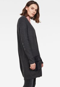 G-Star - CITY ARMOUR - Cardigan - anthracite - 2