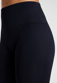 Filippa K - JAQUARD STRIPE LEGGINGS - Legging - night sky - 4