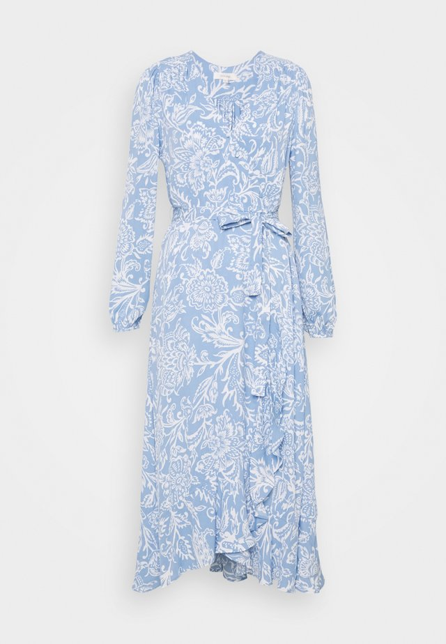 PAISLEY BUT DRESS - Vardagsklänning - light blue