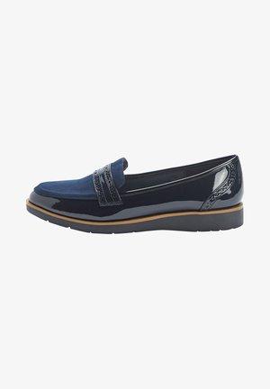FOREVER COMFORT  - Loaferit/pistokkaat - dark blue