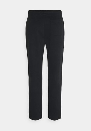 MODERN TECH - Tracksuit bottoms - black