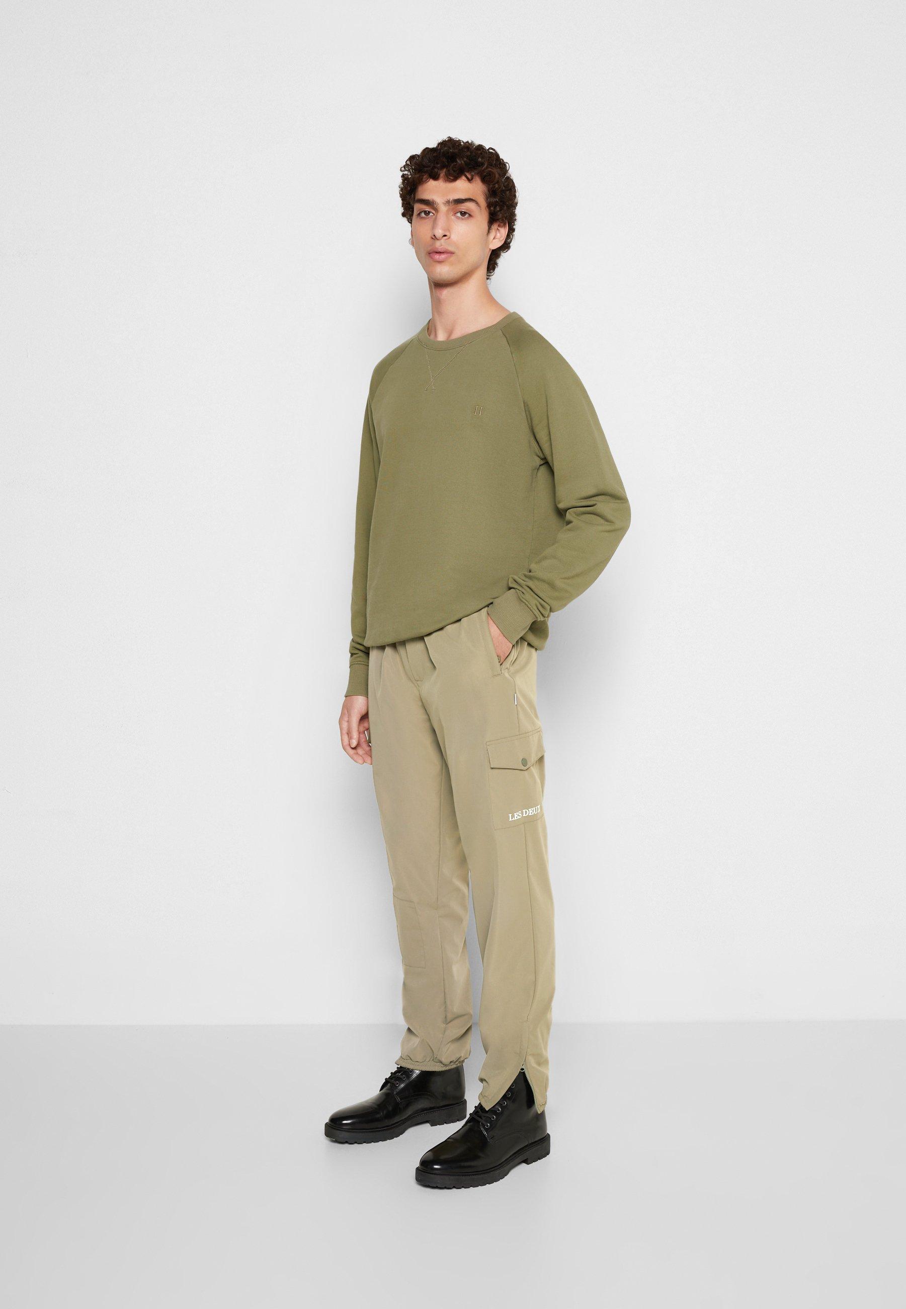 Men JOHNSON TRACK PANTS - Cargo trousers