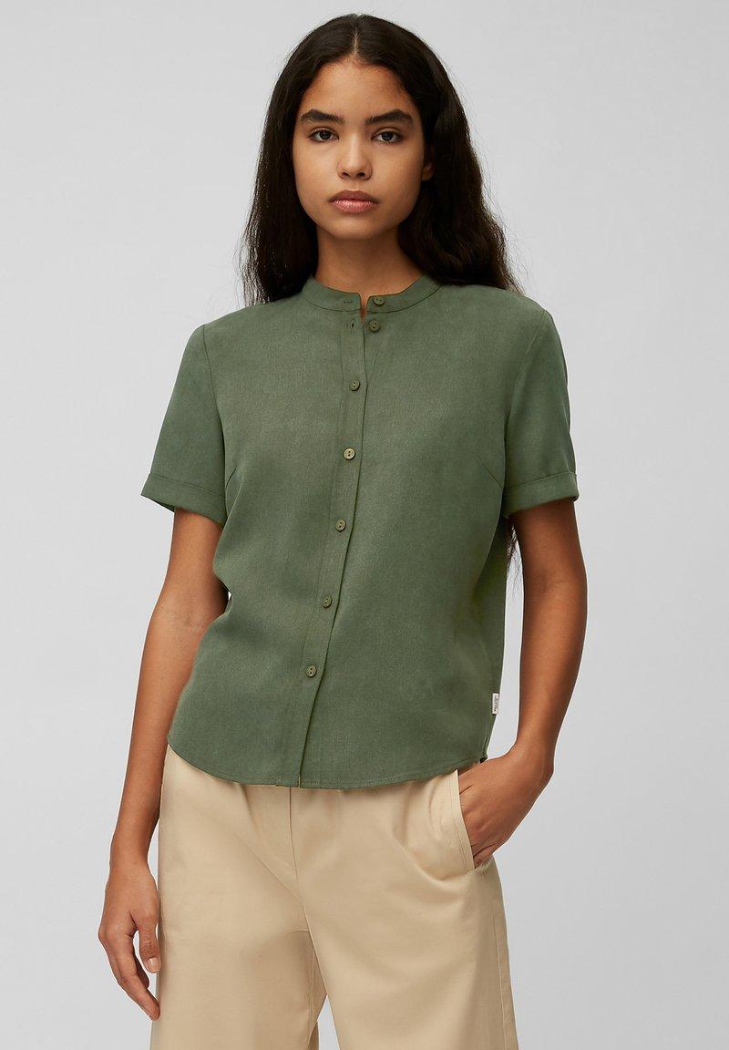 Marc O'Polo DENIM - Button-down blouse - deep depth
