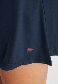 Fila - SKORT ANN - Sportovní sukně - peacoat blue - 3