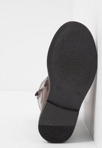 Friboo - Vysoká obuv - brown - 5