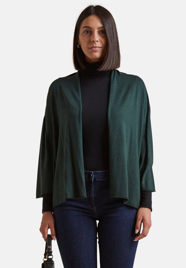 Cardigan - verde