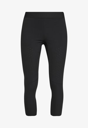 SUPPORT MID - Tights - black