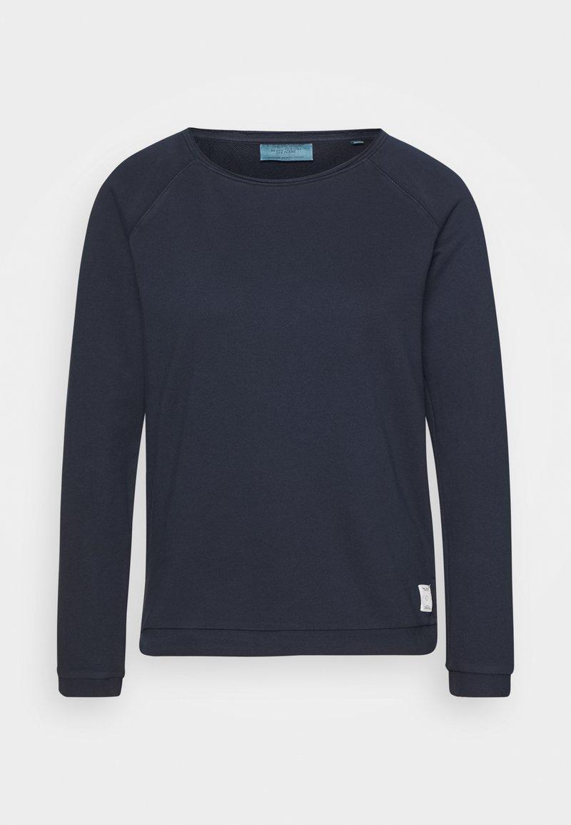 Marc O'Polo DENIM - RAGLAN-SLEEVE - Sweatshirt - scandinavian blue