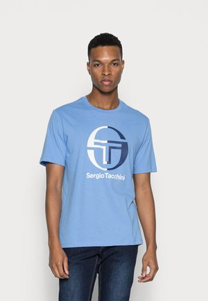 IBERIS TEE - T-shirt print - cornflower blue