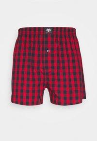 Ceceba - X-MAS SET - Pyžamo - red medium checks - 3