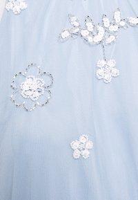 SISTA GLAM PETITE - SAFIE - Cocktailklänning - pale blue - 5