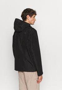 The North Face - DRYZZLE FUTURELIGHT JACKET - Hardshell jacket - black - 3