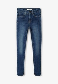 Name it - Jeans Skinny Fit - dark blue denim - 6