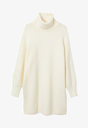 TALDORA - Jumper dress - écru