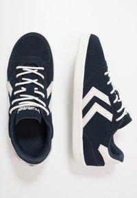 Hummel - VICTORY - Sneakers laag - blue nights - 0