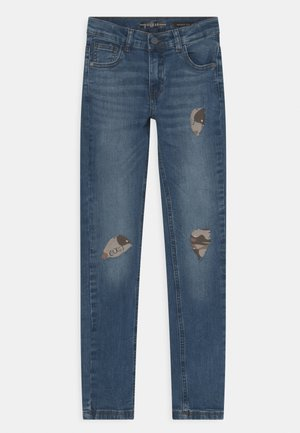 JUNIOR SKINNY FIT  - Jeans Skinny Fit - blue wash