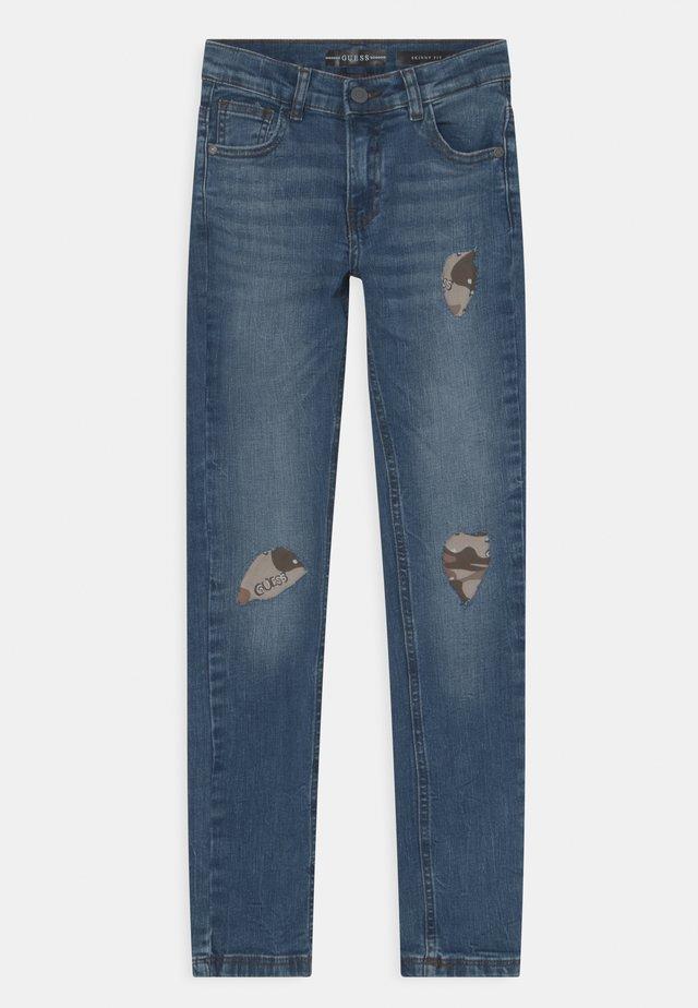 JUNIOR SKINNY FIT  - Jeans Skinny Fit - blue wash